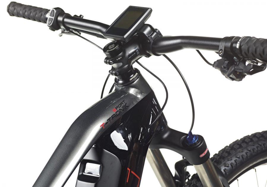 spanninga E-Bike Headlight Axendo XE 6-36 V DC with 60 Lux