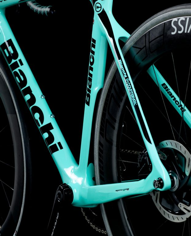 Cover Image of Bianchi Frames