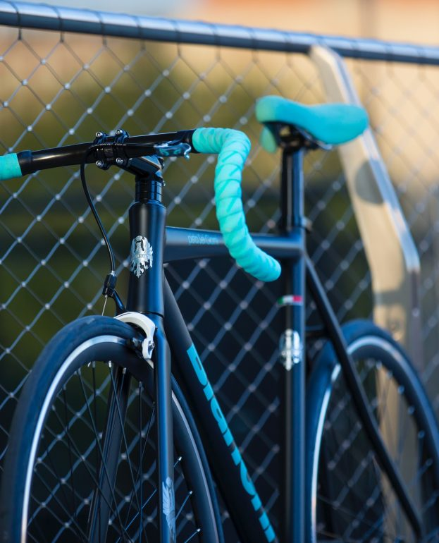 Cover Image of Bianchi Pista/Fixed Gear
