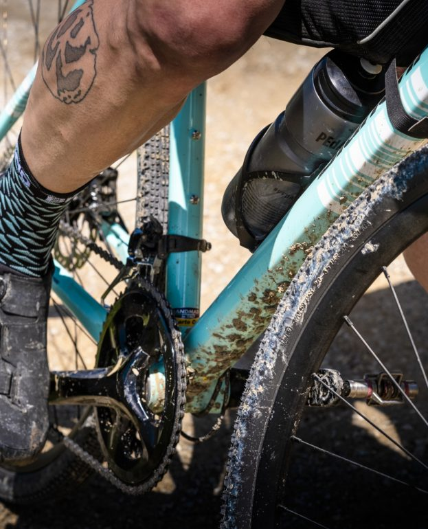 Cover Image of Bianchi Gravel