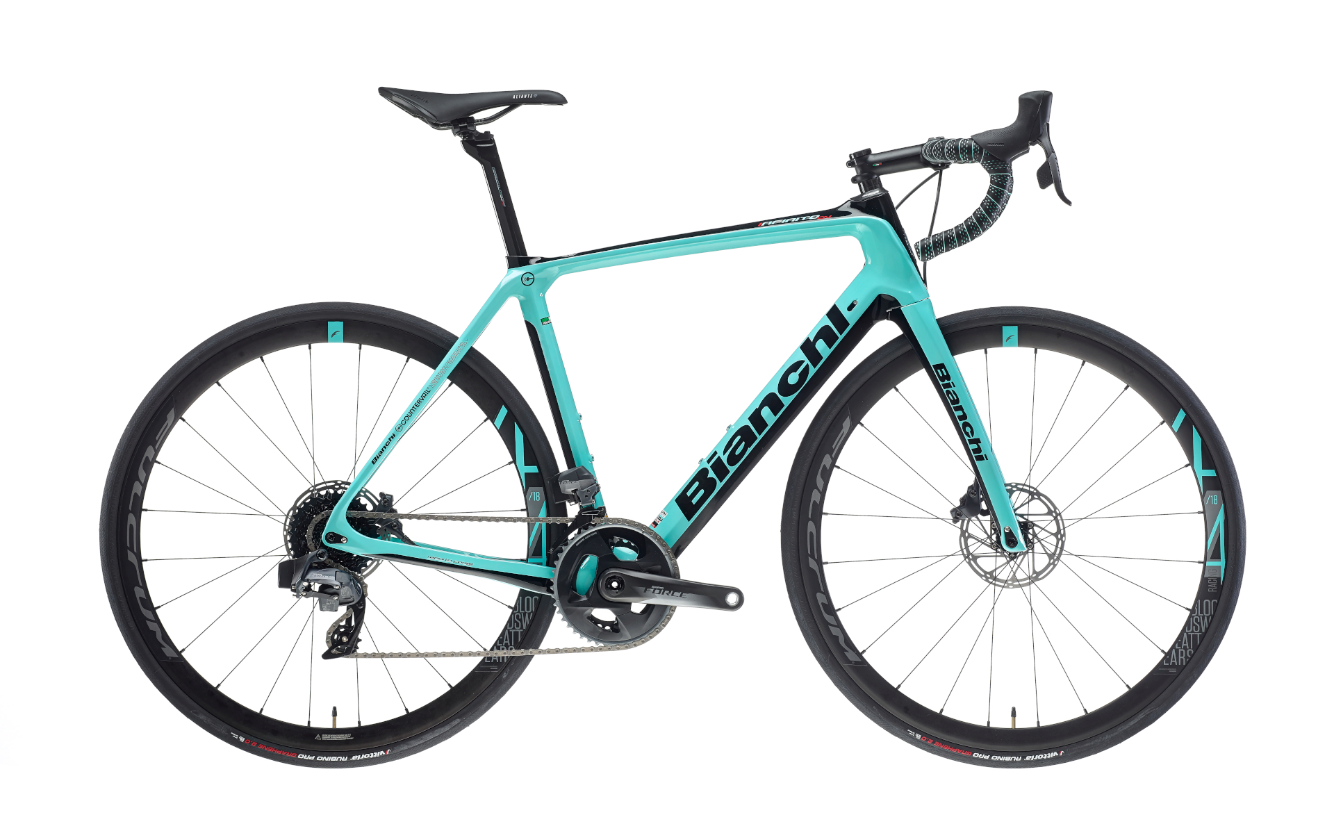 Infinito CV Disc – Force eTap AXS 12sp