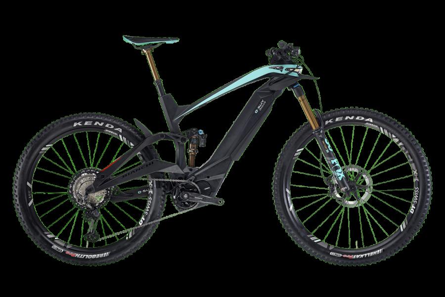 Bike Category e-SUV Bianchi
