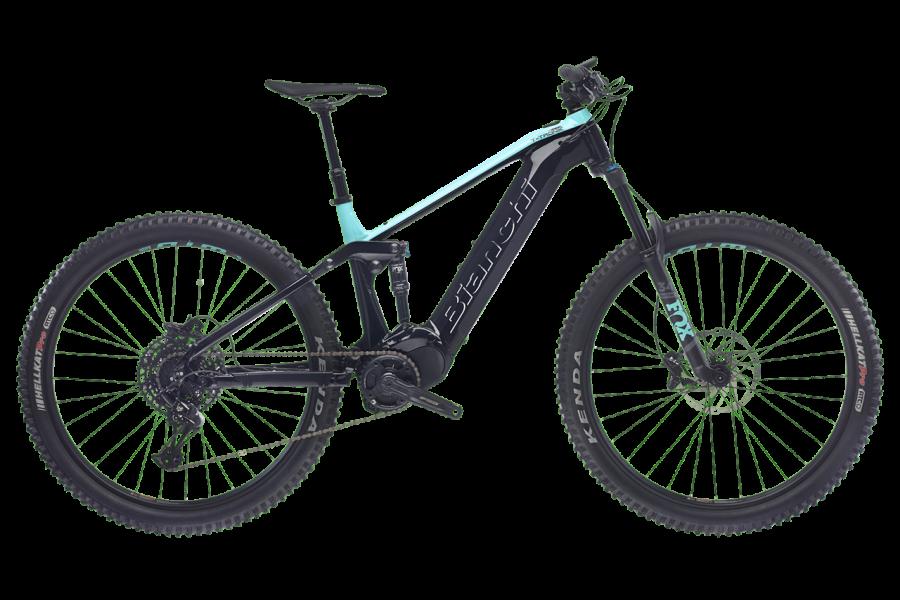 Bike Category T-Tronik Rebel Bianchi