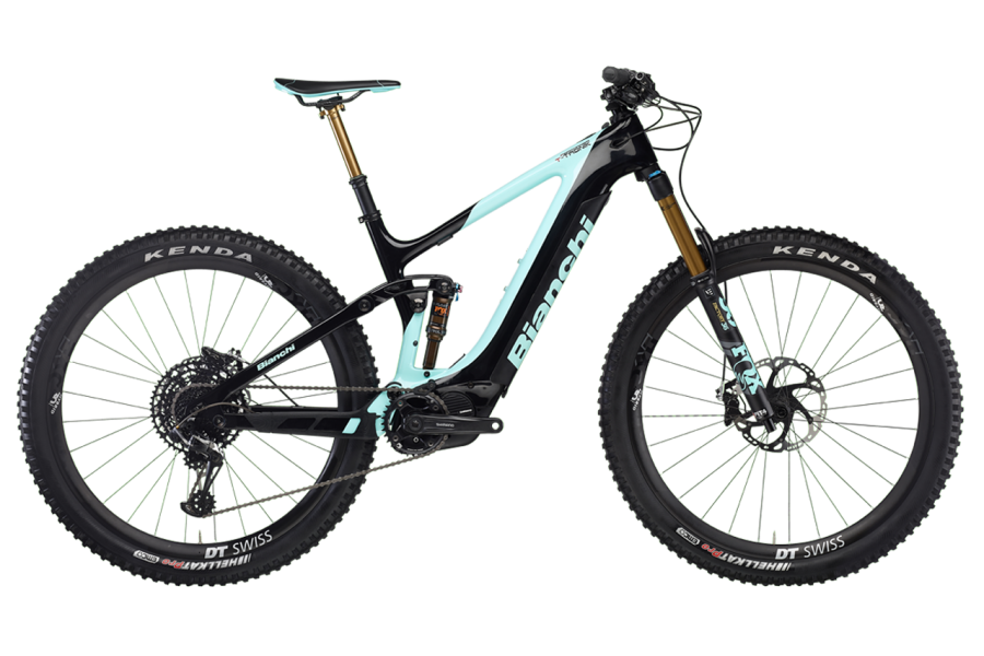 Bike Category T-Tronik Performer Bianchi
