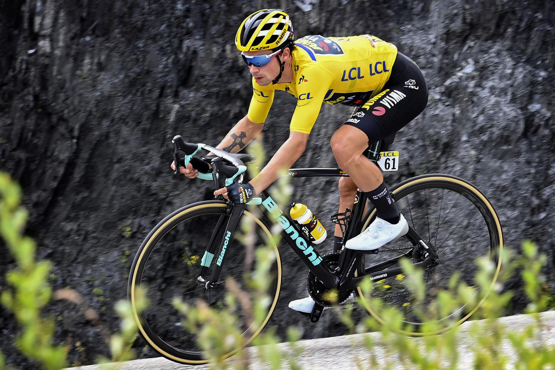 Bianchi Targets Yellow With Roglic And Team Jumbo Visma Bianchi