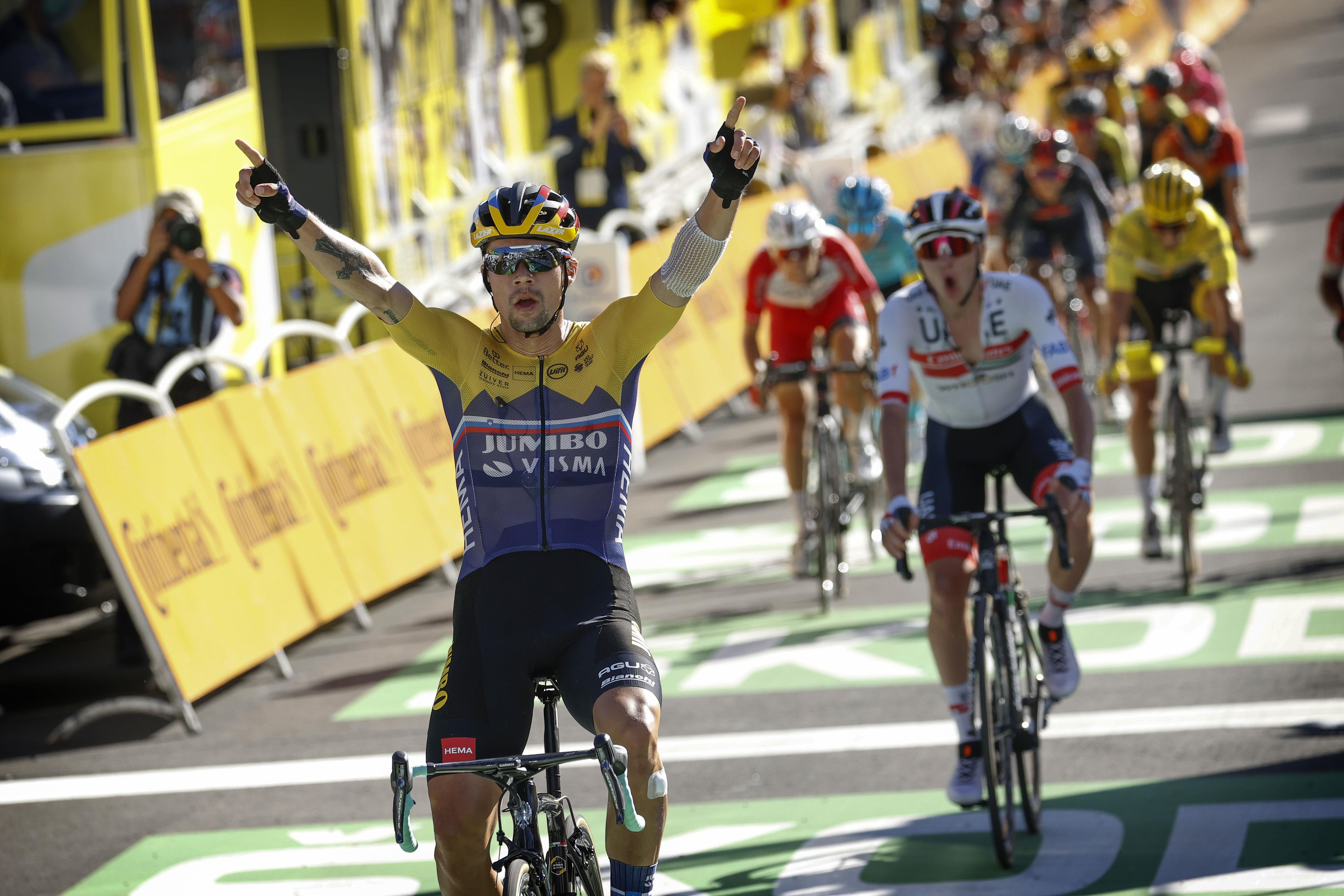 Oltre Xr4 Claims First Summit Finish At Tour De France Bianchi