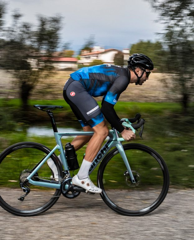 Cover Image of Bianchi E-Road