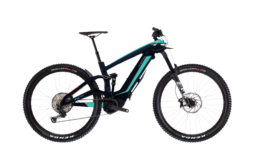 Bike Category e-Omnia FX Type Bianchi