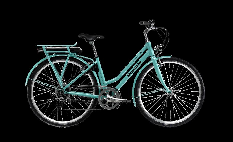 Bike Category E-Spillo Classic Bianchi