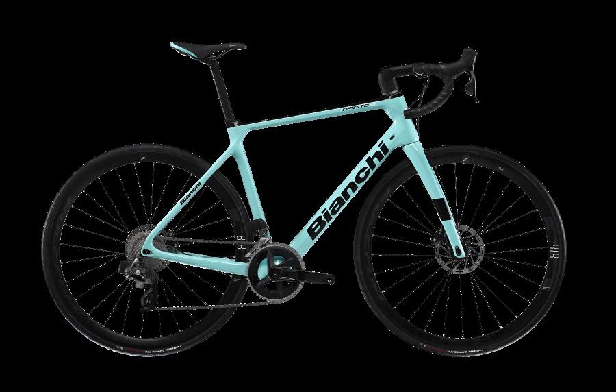 Bike Category Infinito XE Bianchi