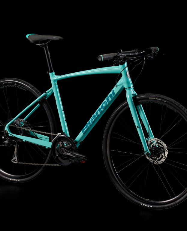 Cover Image of Bianchi C-Sport