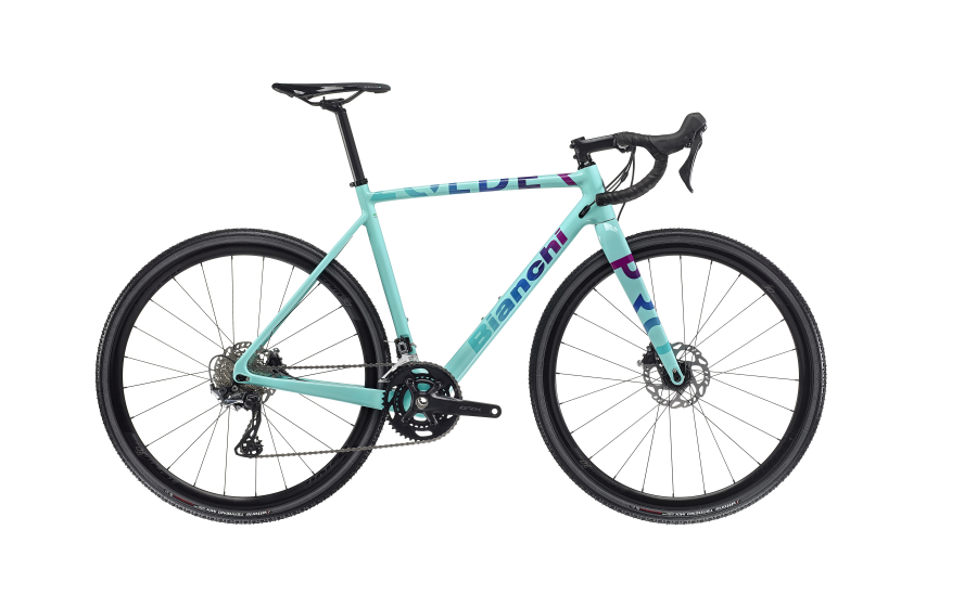 Bike Category Zolder Pro Bianchi