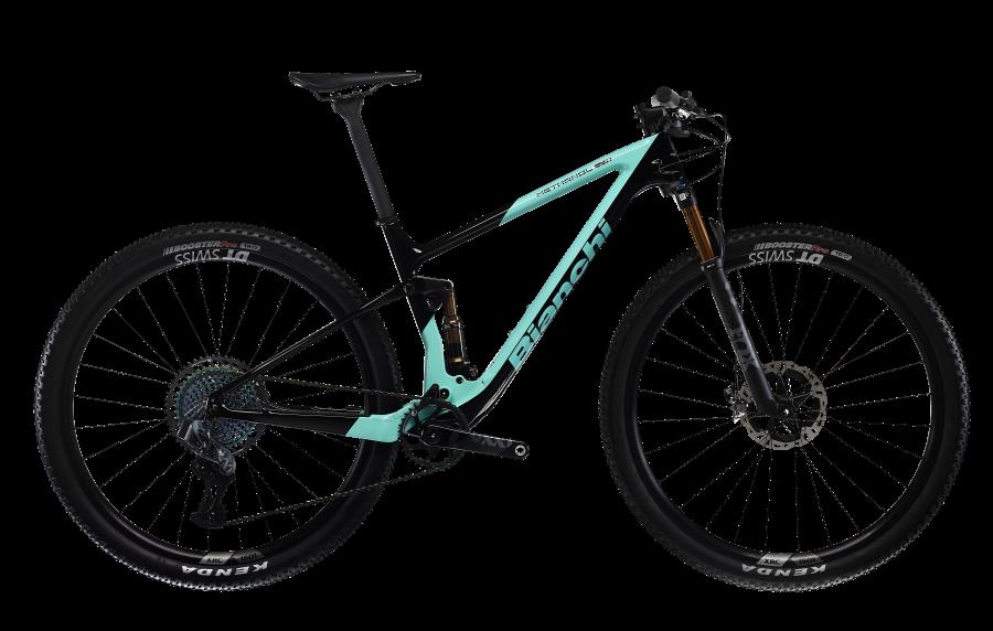 Bike Category Methanol CV FS Bianchi