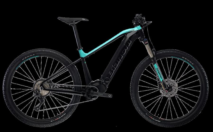Bike Category T-Tronik Sport Bianchi
