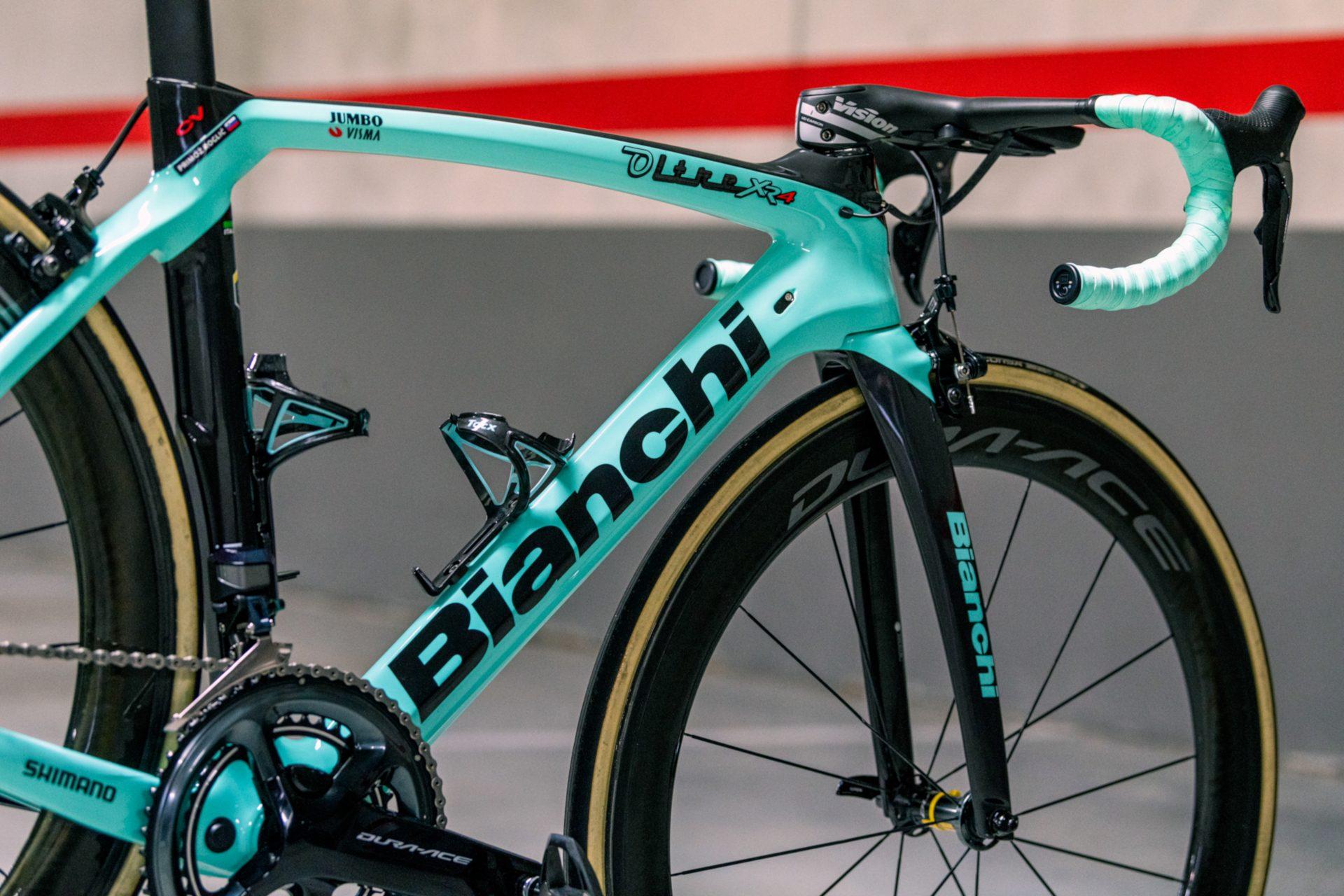 Bianchi for Team Visma
